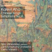 Kalevi Aho (geb. 1949): Symphonie Nr.4, CD