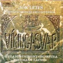 Jon Leifs (1899-1968): Iceland Cantata op.13, CD
