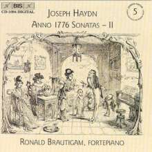 Joseph Haydn (1732-1809): Klaviersonaten H16 Nr.30-32,46, CD