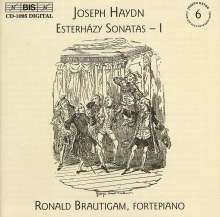 Joseph Haydn (1732-1809): Klaviersonaten H.16 Nr.21-23,43, CD