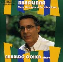 Arnaldo Cohen - Brasiliana, CD
