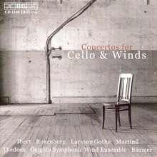Torleif Thedeen spielt Cellokonzerte, CD