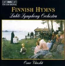 Lahti Symphony Orchestra - Finnish Hymns, CD