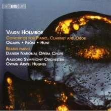 Vagn Holmboe (1909-1996): Klavierkonzert Nr.1, CD
