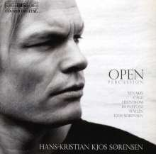 Hans-Kristian Kjos Sörensen - Percussion & Voice, CD