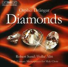 Orphei Drängar - Diamonds, CD