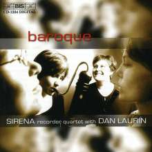 Sirena Quartett - Baroque, CD