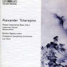 Alexander Tscherepnin (1899-1977): Klavierkonzerte Nr.2 & 4, CD