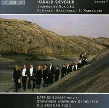 Harald Saeverud (1897-1992): Symphonien Nr.2 & 4, CD