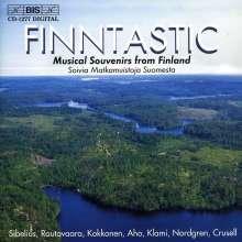 Finntastic - Orchsterstücke & Chorwerke aus Finnland, CD
