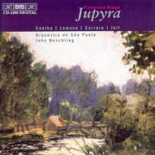 Antonio Francisco Braga (1868-1945): Jupyra (Oper), CD