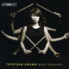 Mika Takehara,Percussion, CD