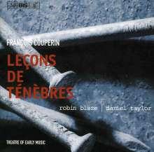 Francois Couperin (1668-1733): Lecons de Tenebres, CD