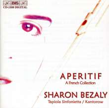 "Sharon Bezaly - A French Collection ""Aperitif"", CD"