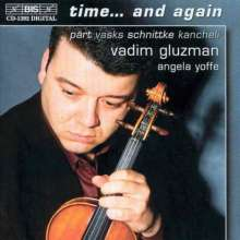 Vadim Gluzman,Violine, CD