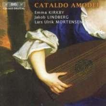 Cataldo Amodei (1649-1693): Lieder, CD