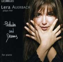 Lera Auerbach (geb. 1973): Präludien Nr.1-24 op.41 für Klavier, CD