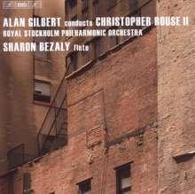 Christopher Rouse (geb. 1949): Symphonie Nr.2, CD