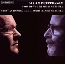Allan Pettersson (1911-1980): Streicherkonzert Nr.3, CD