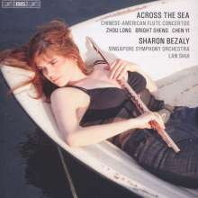 Sharon Bezali - Across the Sea, CD