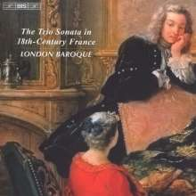 London Baroque - The Trio Sonata in 18th Century France, CD