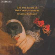 The Trio Sonata in 18th Century Germany, CD