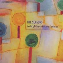 Philharmonisches Bläserquintett Berlin - The Seasons, 4 CDs