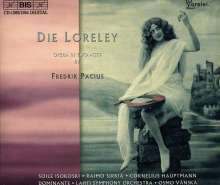 Fredrik Pacius (1809-1891): Die Loreley (Oper in dt.Spr.), 2 CDs