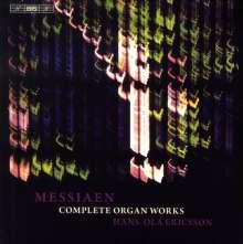 Olivier Messiaen (1908-1992): Sämtliche Orgelwerke, 7 CDs