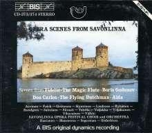 Opernszenen aus Savonlinna, 2 CDs