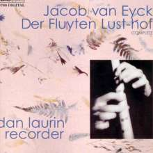 Jacob van Eyck (1590-1657): Der Fluyten Lust-Hof (Gesamtaufnahme), 9 CDs