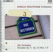 Ludwig van Beethoven (1770-1827): Sämtliche Klavierwerke Vol.3, SACD