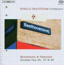 Ludwig van Beethoven (1770-1827): Sämtliche Klavierwerke Vol.4, SACD