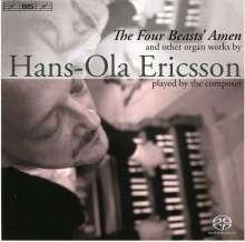 Hans-Ola Ericsson (geb. 1958): Orgelwerke, SACD
