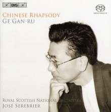 """Ge Gan-Ru (geb. 1954): Klavierkonzert """"Wu"""", SACD"""