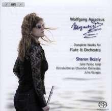 Wolfgang Amadeus Mozart (1756-1791): Flötenkonzerte Nr.1 & 2, SACD