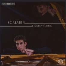 Alexander Scriabin (1872-1915): Klavierwerke, SACD
