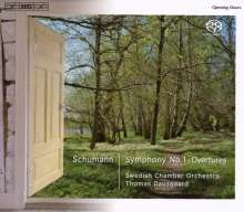Robert Schumann (1810-1856): Symphonie Nr.1, SACD