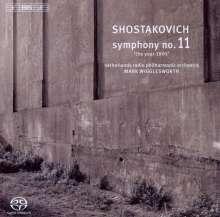 """Dimitri Schostakowitsch (1906-1975): Symphonie Nr.11 """"1905"""", SACD"""