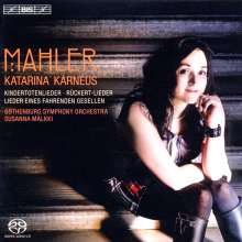 Gustav Mahler (1860-1911): Kindertotenlieder, SACD