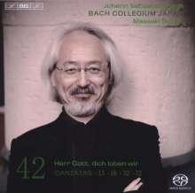 Johann Sebastian Bach (1685-1750): Kantaten Vol.42 (BIS-Edition), SACD