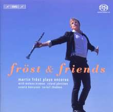 Martin Fröst & Friends - Encores, SACD
