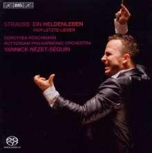 Richard Strauss (1864-1949): Ein Heldenleben, SACD
