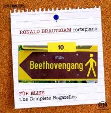 Ludwig van Beethoven (1770-1827): Sämtliche Klavierwerke Vol.10, SACD