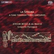 La Spagna - 41 Versionen des Liedes, SACD