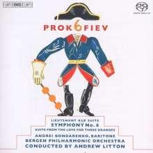 Serge Prokofieff (1891-1953): Symphonie Nr.6, SACD