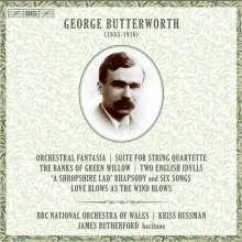 George Butterworth (1885-1916): Orchesterwerke, SACD
