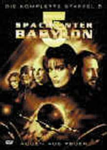 Spacecenter Babylon 5 Staffel 5, 6 DVDs