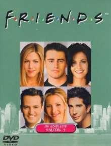 Friends - Box Set / Staffel 9  [4 DVDs], 4 DVDs