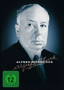 Alfred Hitchcock Collection, 7 DVDs